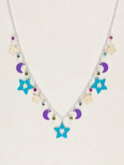 Celestial necklace by Holly Yashi