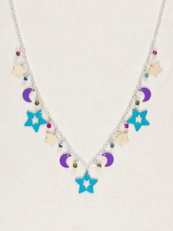 Celestial necklace by Holly Yashi