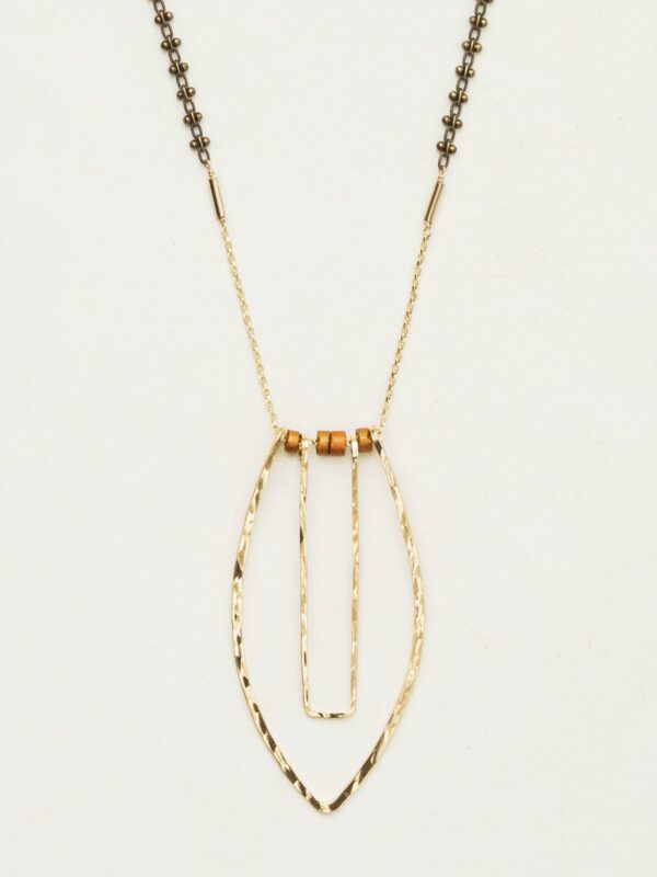 Insights necklace by jewelry designer Holly Yashi