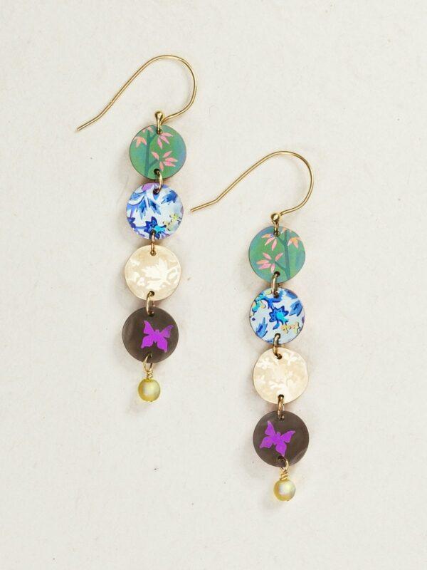 echo earrings by jewelry designer Holly Yashi