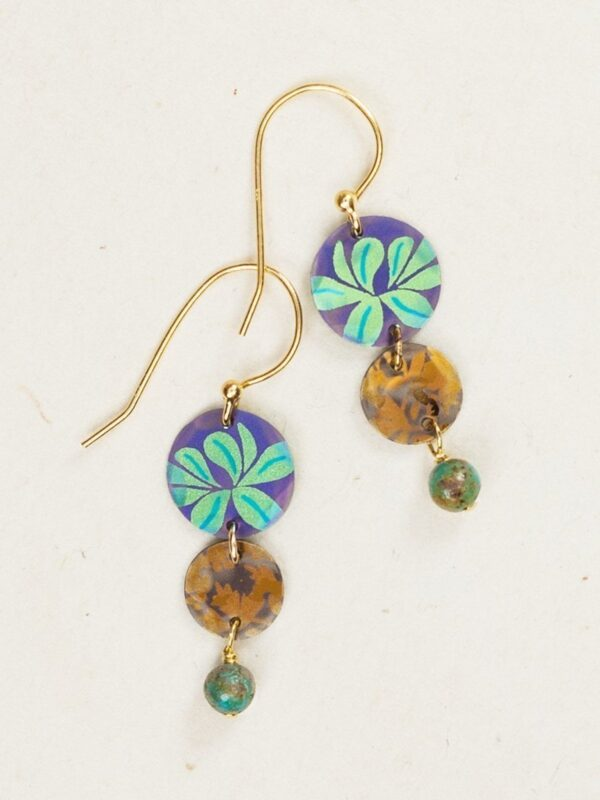 Summer Shade Earrings by Holly Yashi
