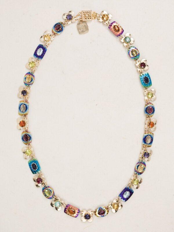Heirloom Treasures niobium necklace by Holly Yashi