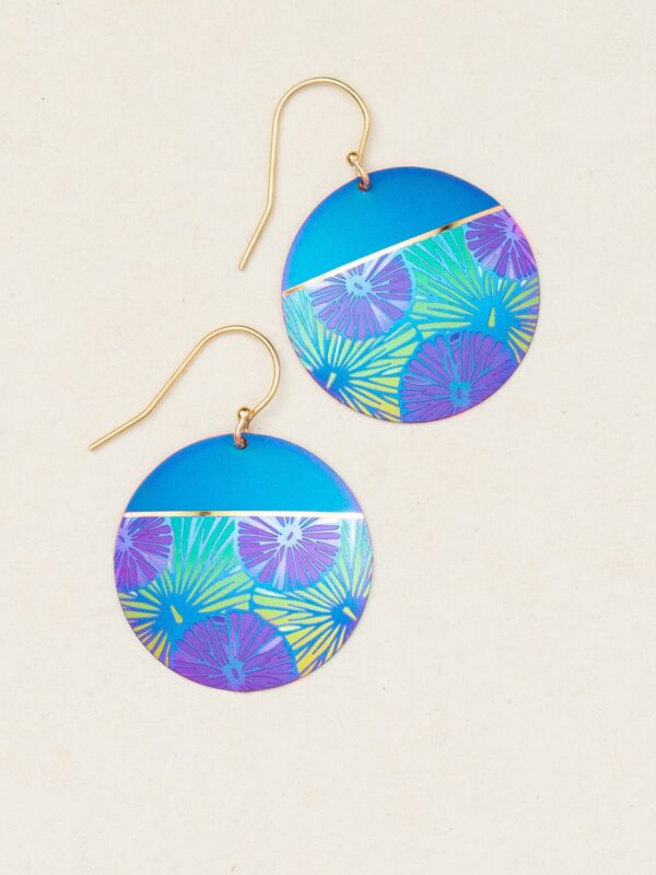 Capri Piper Earrings by jewelry designer Holly Yashi