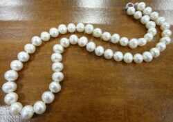 8 MM fresh water pearl necklace