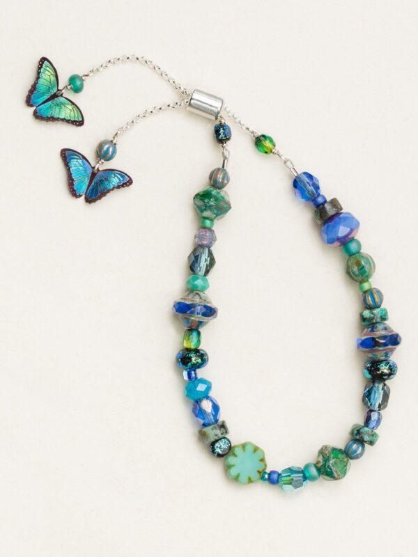 Butterfly bracelet by Holly Yashi jewelry