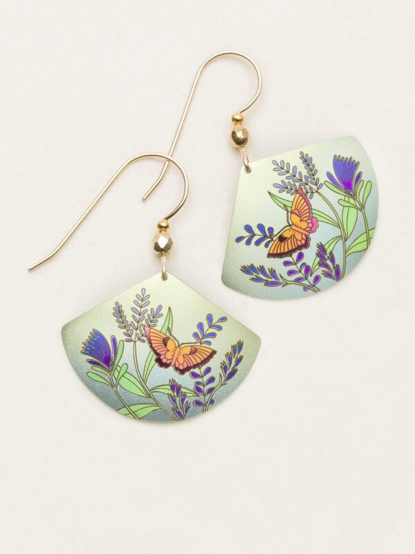 Garden Whimsy Earrings by jewelry designer Holly Yashi
