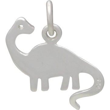back side of brontosaurus charm