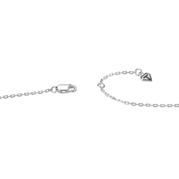 clasp of sterling silver arrow necklace