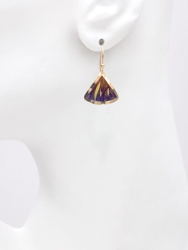 Rae earring by jewelry designer Holly Yashi on mannequin