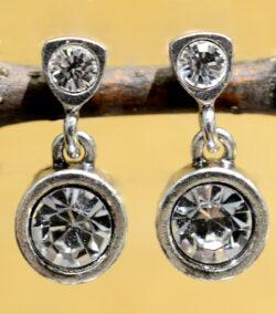 handmade Patricia Locke Bouton style drop earrings