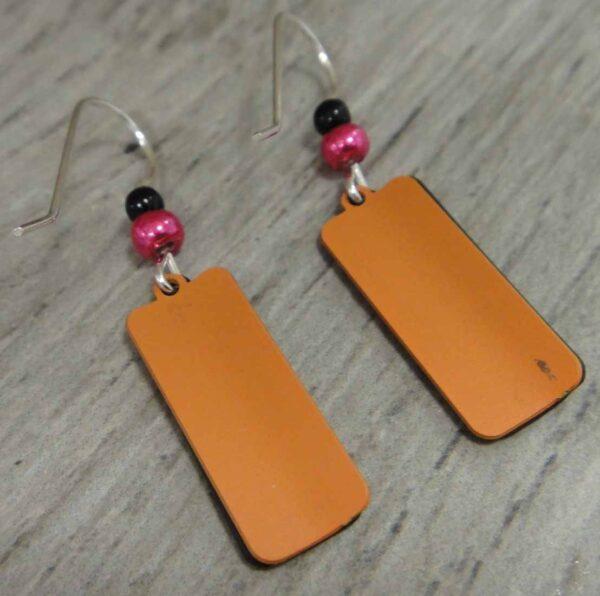 back of cat earrings