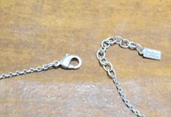 clasp of Flurry necklace by Patricia Locke
