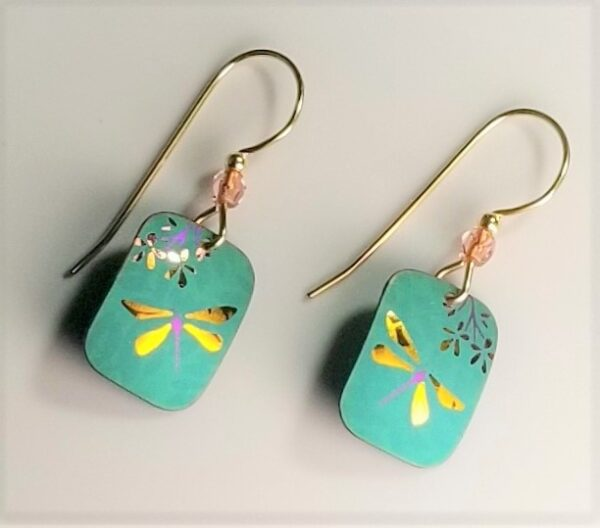 Holly Yashi Garden Party earrings