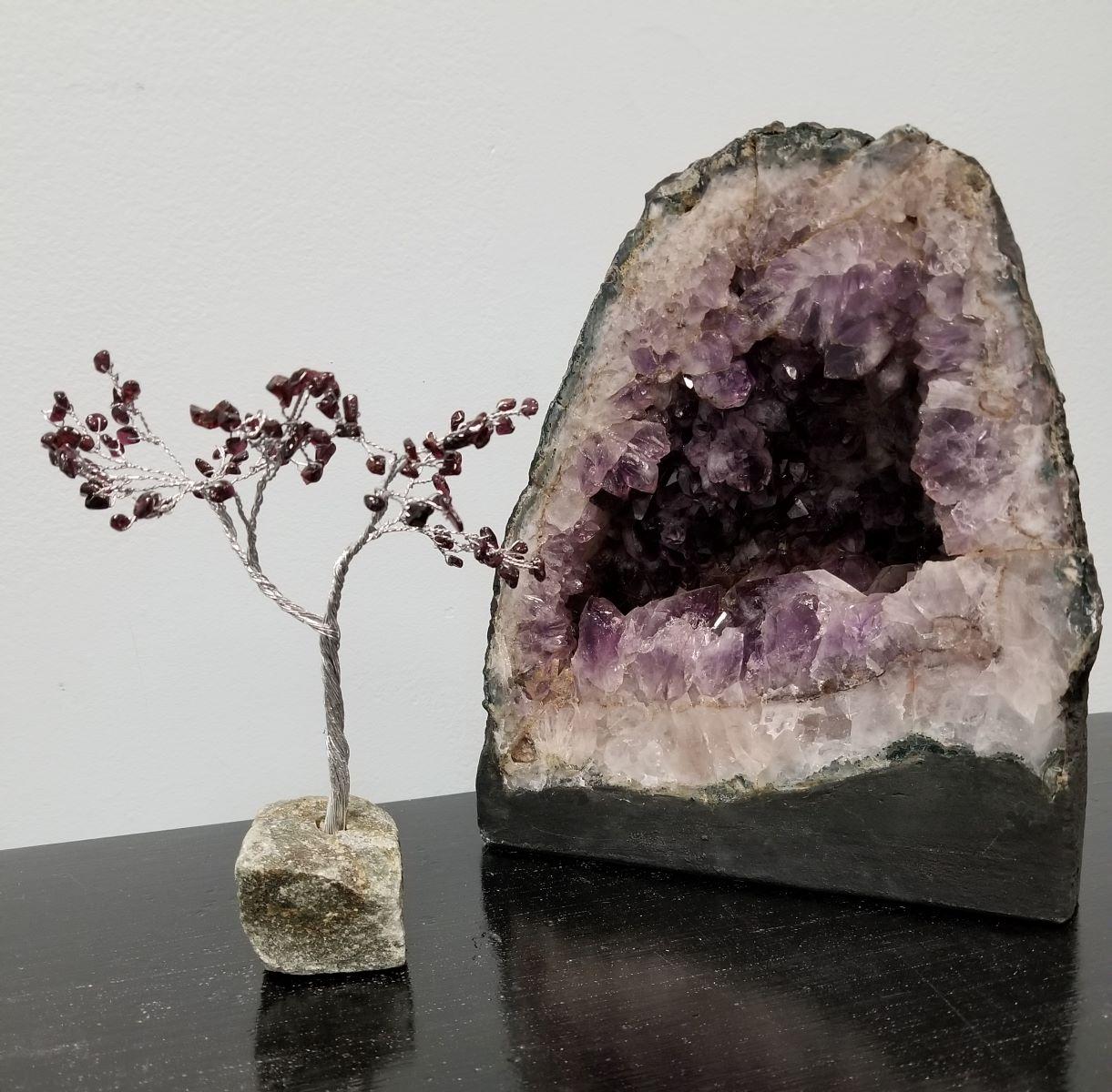 gemstone décor