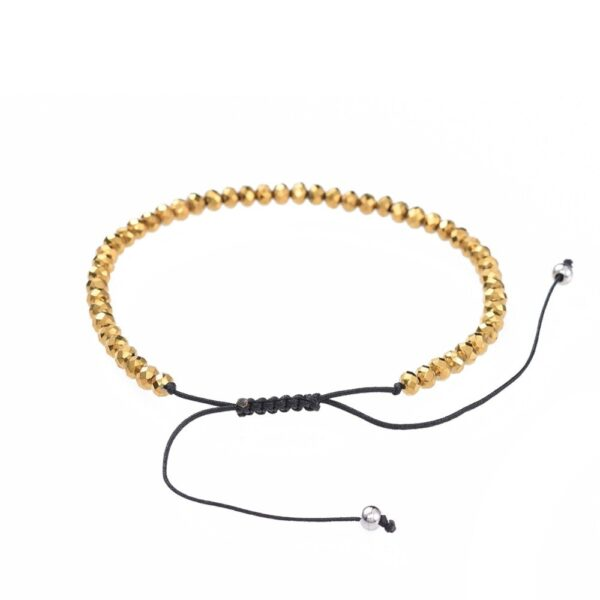 macramé bracelet closure