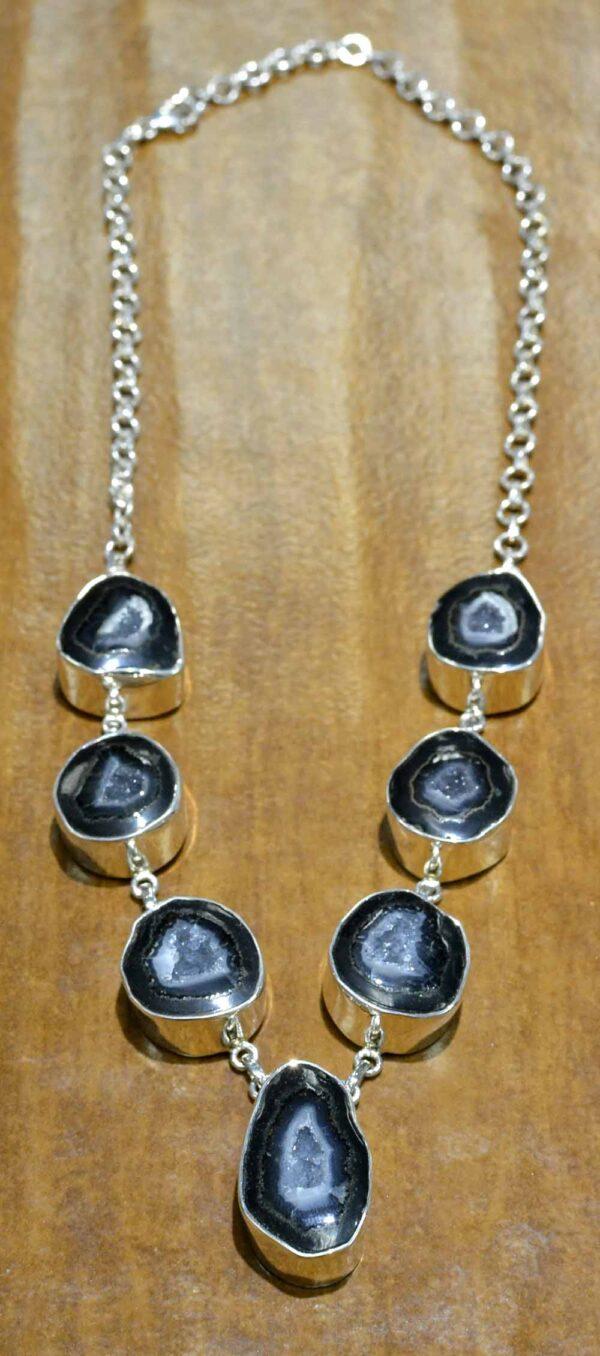 Geode Jewelry