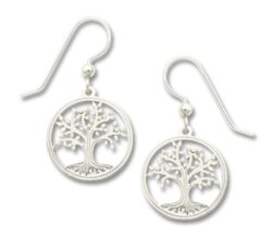 Tree of life earrings from Sienna Sky