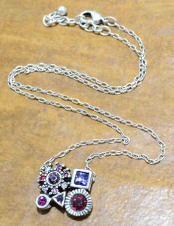 Spirit necklace by Patricia Locke