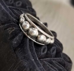 sterling silver handmade ring